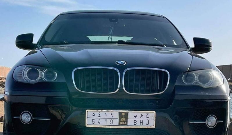 بي ام دبليو الفئة X6 موديل2009 المكان جده ممتلئ