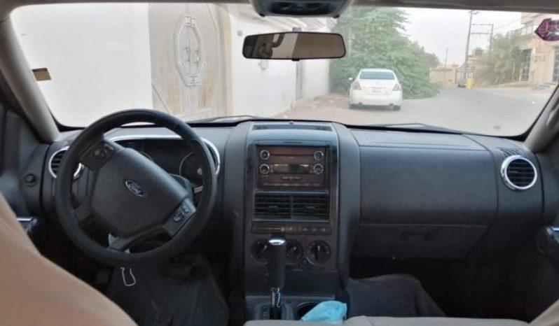 اكسبلور اسود موديل2008 المكان الرياض ممتلئ