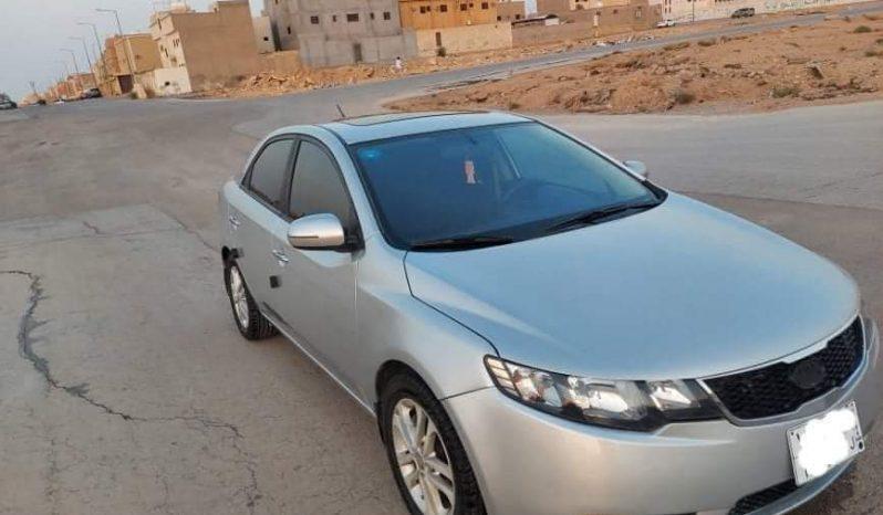 كيا سيراتو موديل 2012 المكان الرياض ممتلئ