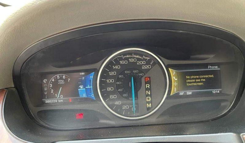 للبيع فورد ايدج 2012 المطلوب 22 الف ممتلئ