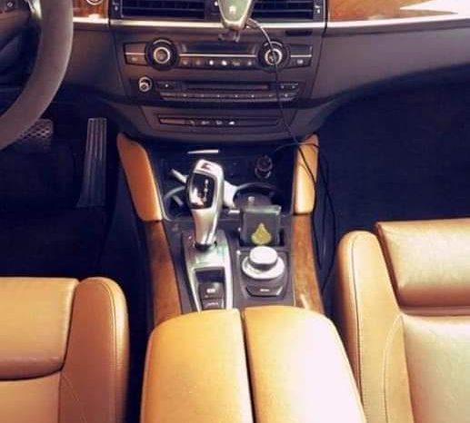 بي ام دبليو X6 XDriv موديل 2012 المكان الدمام ممتلئ