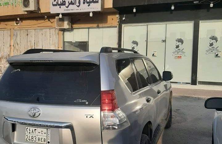 للبيع تويوتا برادو موديل 2011 المكان الرياض ممتلئ