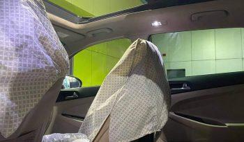 توسان نص فل بنزين موديل 2016 المكان الرياض ممتلئ