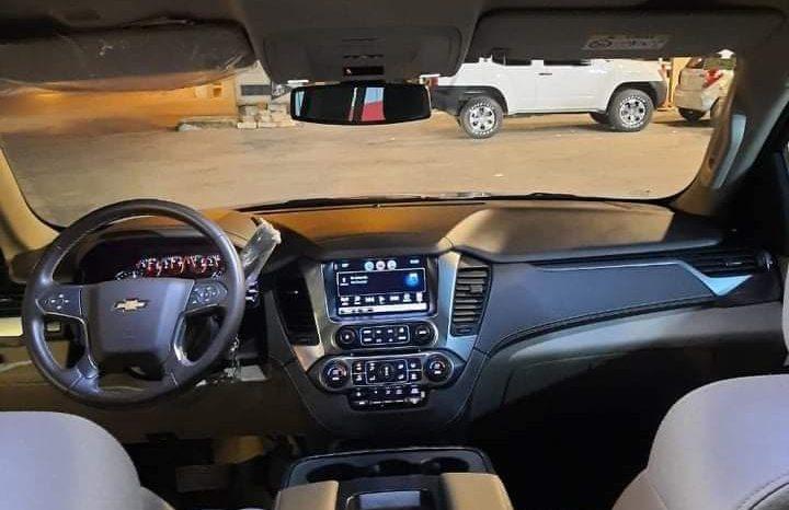 تاهو LS استاندر لون اسمنتي موديل 2020المكان الرياض ممتلئ