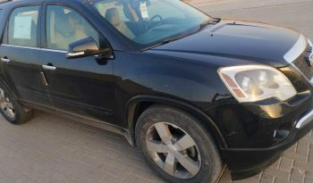 جمس اكاديا فل كامل موديل 2011 المكان الرياض ممتلئ