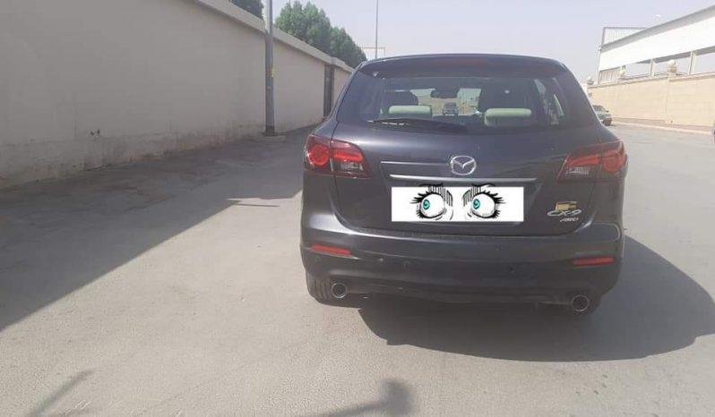 للبيع مازدا cx9موديل 2015 المكان الرياض ممتلئ