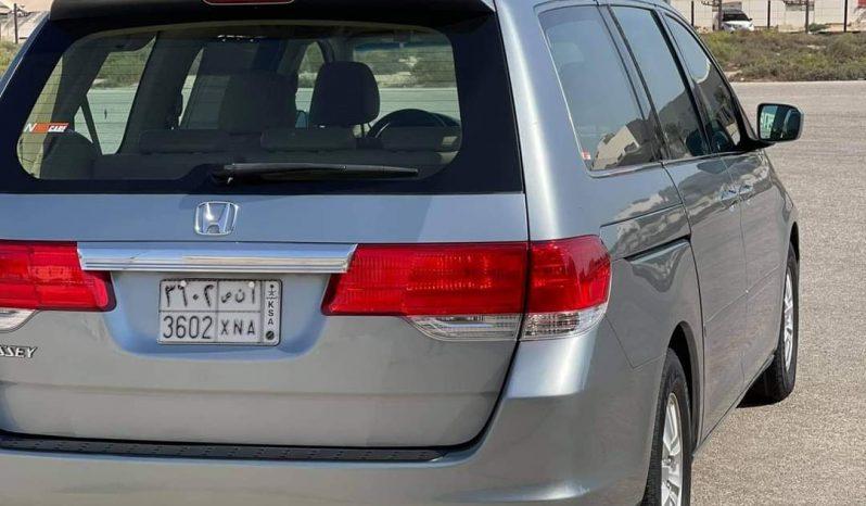 للبيع هوندا أوديسي7 راكب موديل 2009 المكان الدمام ممتلئ