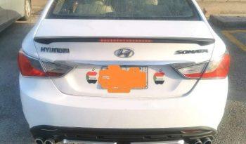 للبيع سوناتا استاندر نصف فل موديل 2013 المكان الرياض ممتلئ