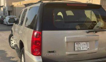 جمس يوكن سعودي دبل نظيف موديل 2007 المكان الرياض ممتلئ