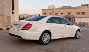 للبيع مرسيدس S class 350 موديل 2009 المكان الرياض ممتلئ